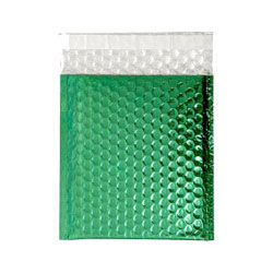 Discus Group Green Bubble CD Mailer 100 Envelopes