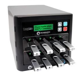 Microboards Copywriter Flash USB Duplication Tower 1 to 7