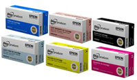 Epson PP-100 Ink Cartridge Full Set C13S020452